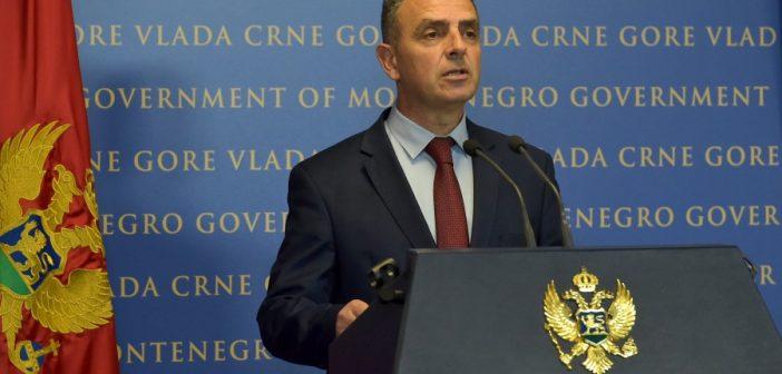 Hrapović: Zajednički uspjeh zdravstvenih radnika i građana
