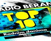 TOP 10: DOMAĆA POP MUZIKA
