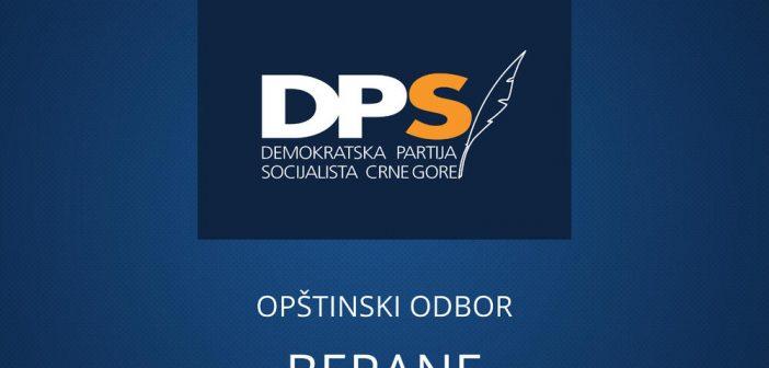 DPS Berane: Garant smo antifašizma