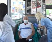 U Crnoj Gori revakcinisano 109.695 građana